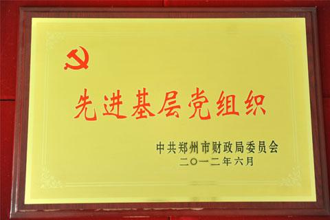 2012市先进基层党组织
